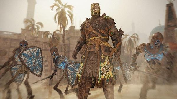 عنوان Prince of Persia به عنوان رویدادی با نام Blade's of Persia به بازی For Honor میآید . . .