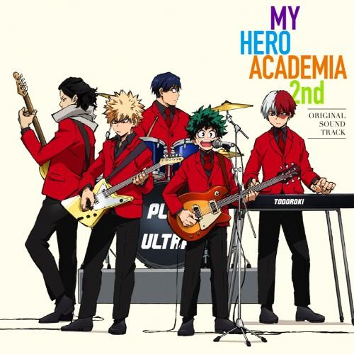 دانلود موسیقی متن My Hero Academia