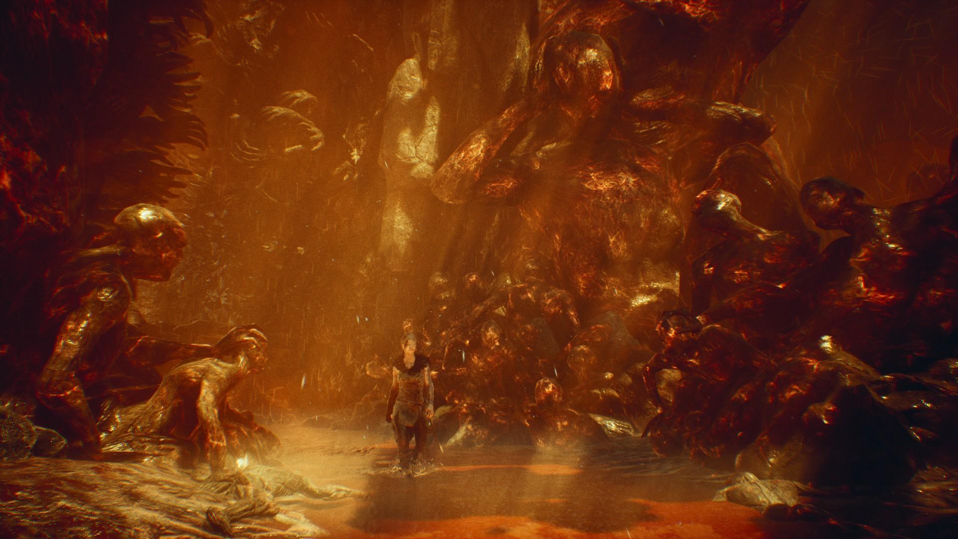 Helheim در Hellblade