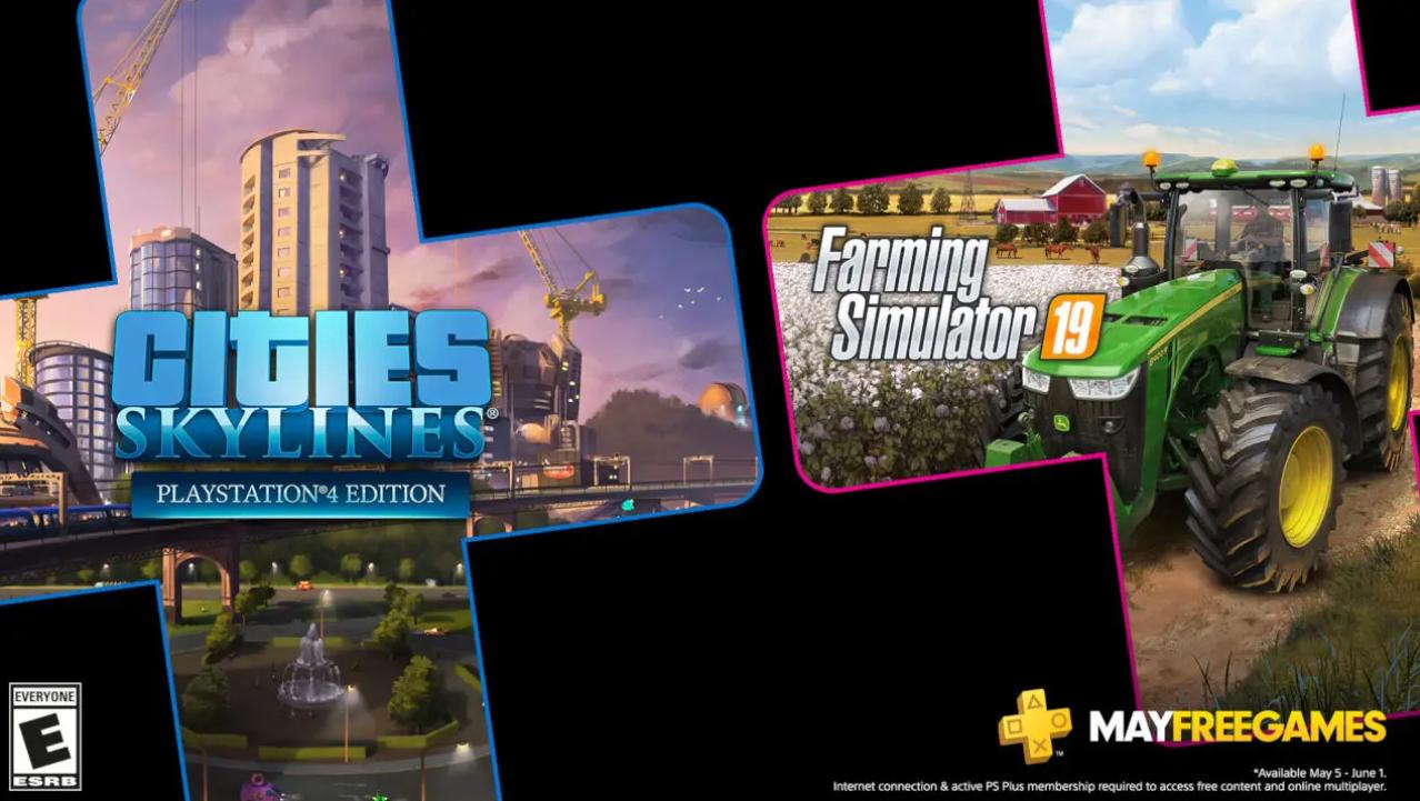 بازیهای رایگان ماه مِی سرویس PlayStation Plus معرفی شدند