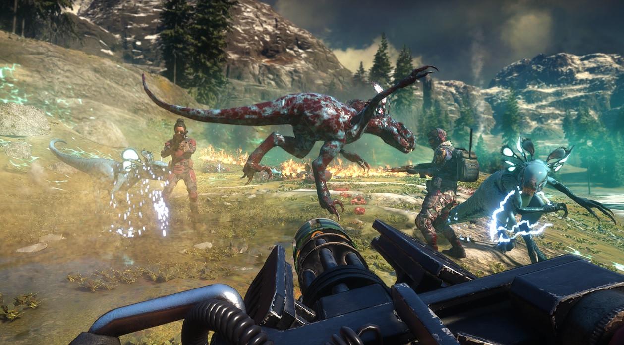 Xbox 20/20 | از عنوان Second Extinction رونمایی شد