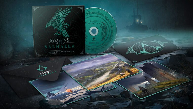 AC Valhalla Selected Game Soundtrack