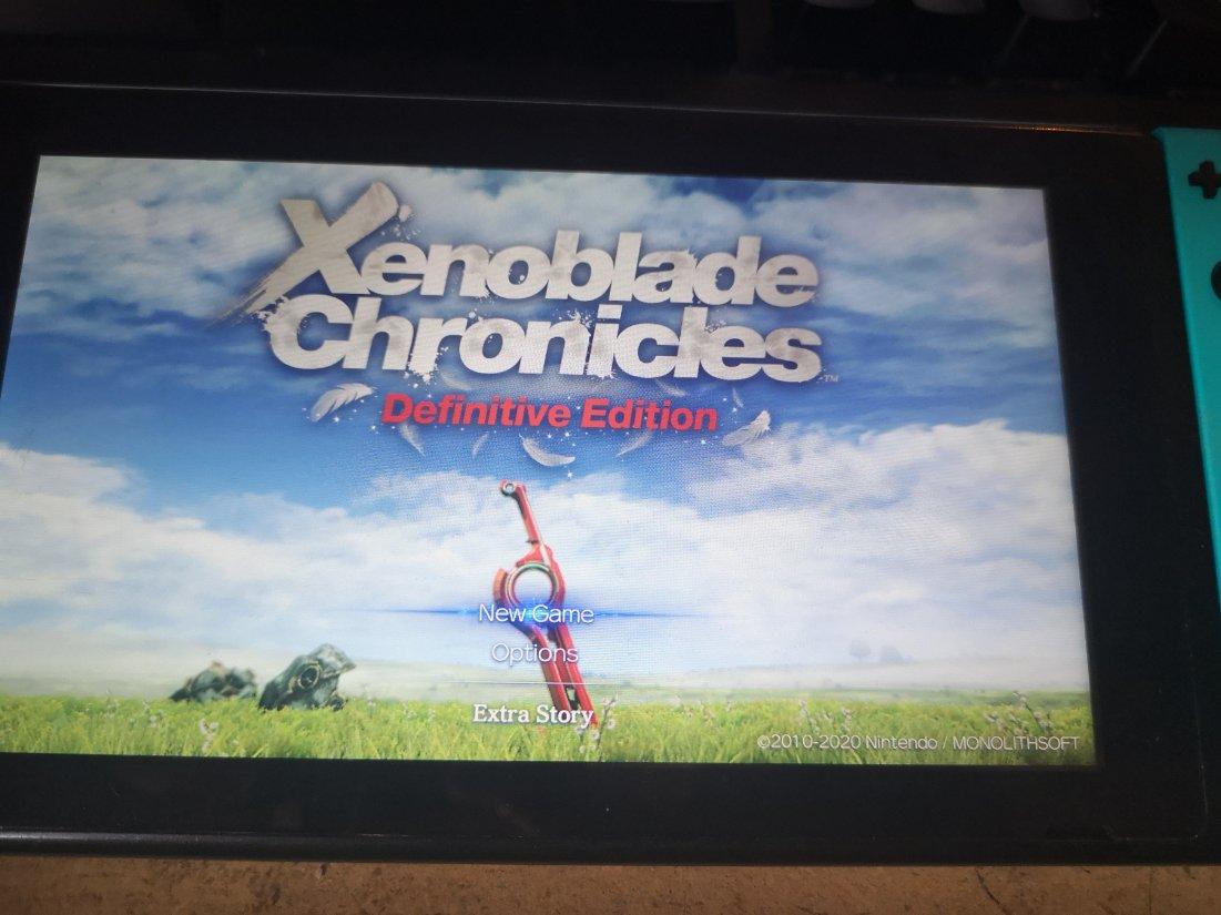 اطلاعات جدیدی همراه با تصاویری از منوی اصلی Xenoblade Chronicles: Definitive Edition منتشر شدند