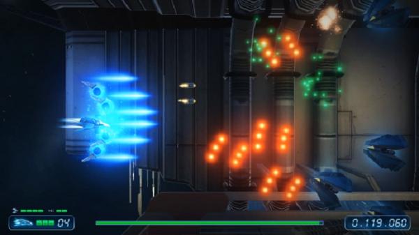 Headup ناشر بازی Rigid Force Redux تریلر معرفی این بازی را منتشر کرد . . .