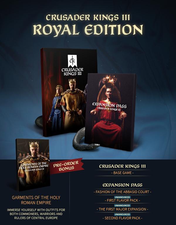 Paradox Development Studio با انتشار تریلری از تاریخ انتشار Crusader Kings III رونمایی کرد . . .