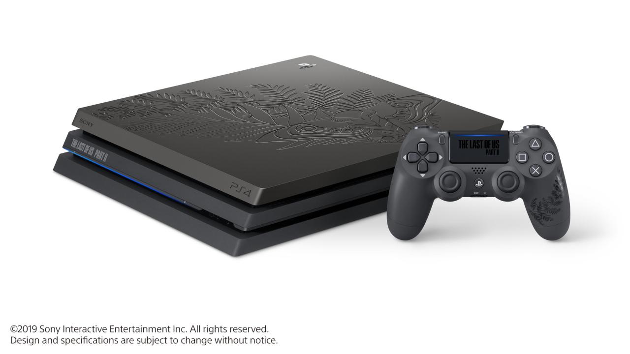 از باندل Limited Edition بازی The Last of Us II برای PS4 Pro رونمایی شد