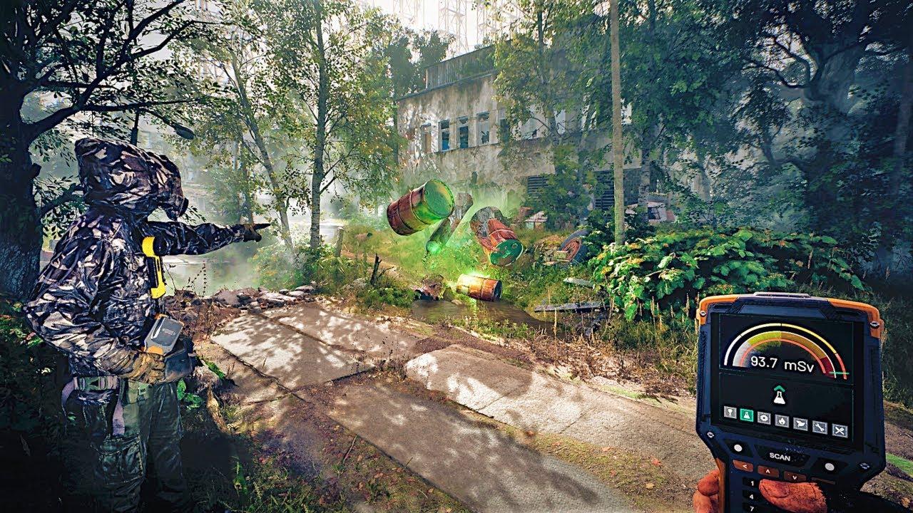 چه اتفاقی در چرنوبیل افتاد؟ با Chernobylite به عمق ماجرا سفر کنید