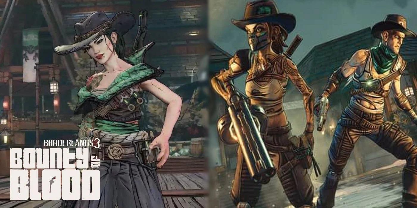 جزئیات جدیدی از افزونهی داستانی Bounty of Blood: A Fistful of Redemptionبرای بازی Borderlands 3 منتشر شد
