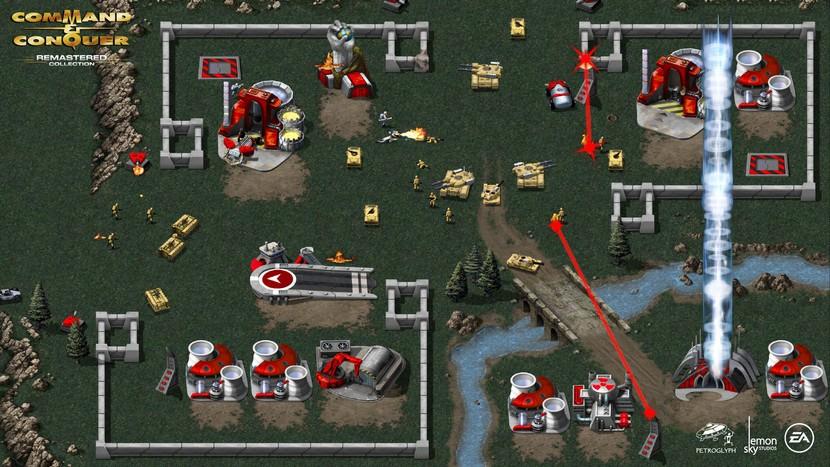 همه چیز در رابطه با عنوان Command & Conquer Remastered Collection
