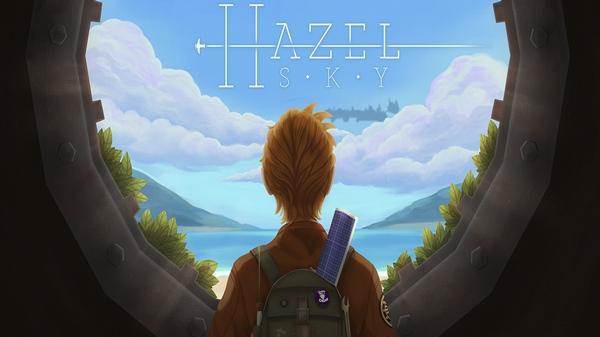 hazel sky