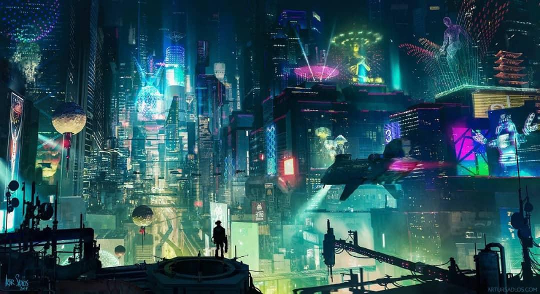 """همکاری CDPR و Netflix در راه تولید انیمهای در دنیای """"Cyberpunk 2077"""""""