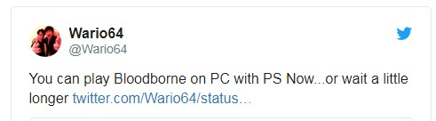 به ادعای چندین منبع مورد اعتماد: Bloodborne بهزودی برای PC تایید میشود