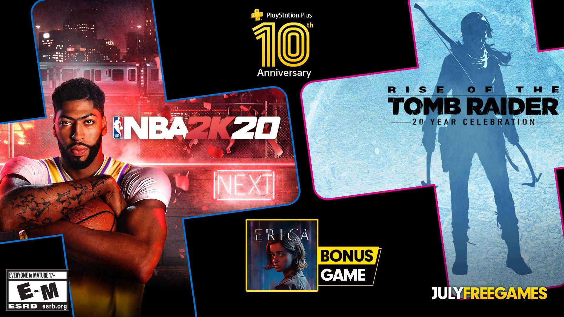 بازیهای رایگان ماه جولای سرویس PlayStation Plus معرفی شدند