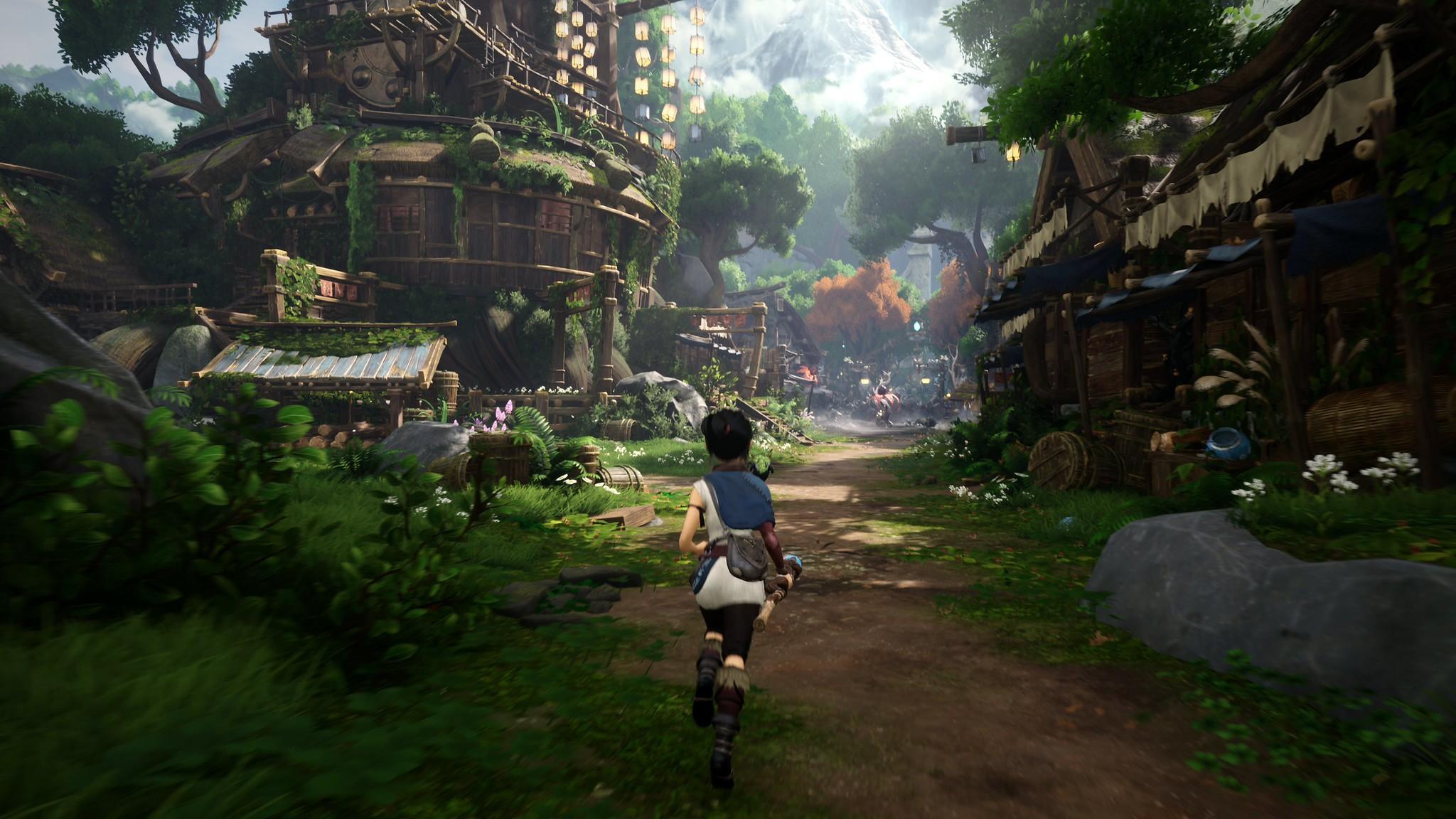 Summer of Gaming 2020   اطلاعات جدیدی به همراه تریلری از گیمپلی Kena: Bridge of Spirits منتشر شد؛ فضای نه چندان زیاد مورد نیاز بازی