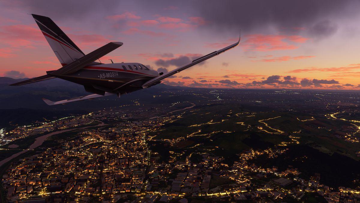 نمرات عنوان Microsoft Flight Simulator منتشر شد؛ پروازی موفقت آمیز