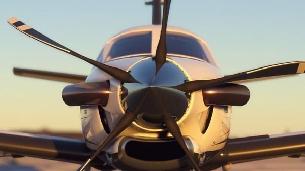 microsoft flight simolatur