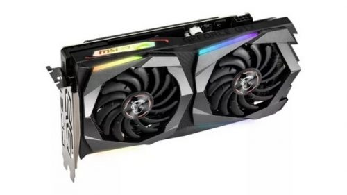 nvidea geforce gtx 1660 super