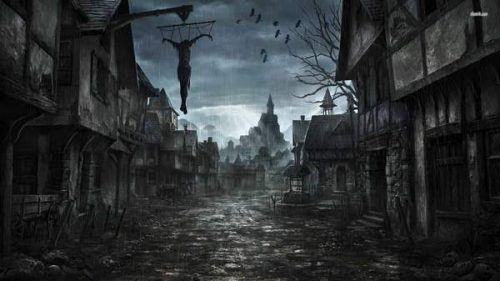 resident evill village