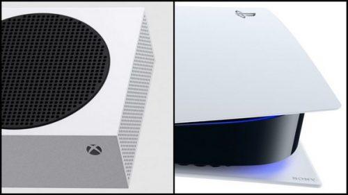 xbox series s VS ps5