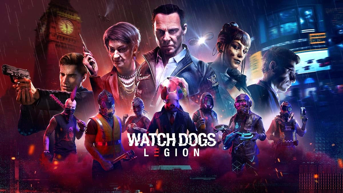 watchdogs: legion