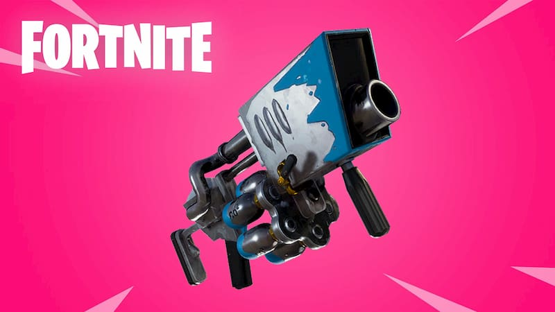 تصویری از اسلحه Chiller Launcher